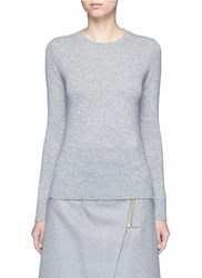 Theory 'Kaylenna' Cashmere Sweater Grey