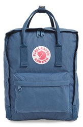 Fjall Raven Fj Llr Ven 'K Nken' Water Resistant Backpack Blue Royal Blue
