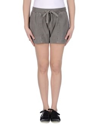 James Perse Standard Sweat Shorts Grey