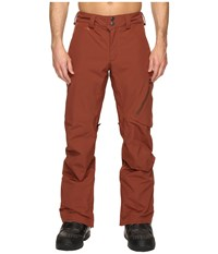 Burton Ak 2L Cyclic Pant Matador Men's Casual Pants Red
