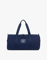 Herschel Sutton Mid Cotton Twill Surplus Navy