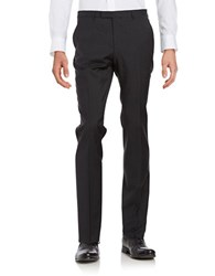 Hugo Suit Pants Dark Grey