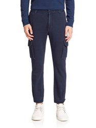 Ag Jeans Kep Cargo Pants Navy