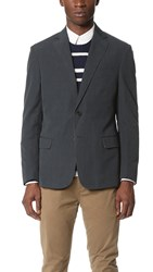 Billy Reid Lexington Jacket Navy