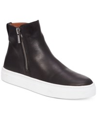 Lucky Brand Women's Bayleah High Top Sneakers Women's Shoes Black