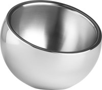 Cb2 Stainless Steel Snack Bowl