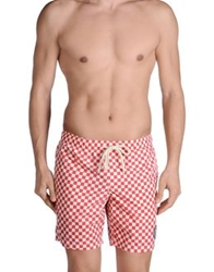 Vans Beach Pants Red