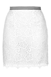 Taplow Lace Skirt By Unique White