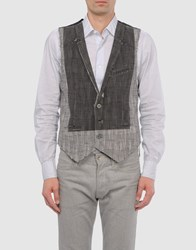Cnc Costume National C'n'c' Costume National Suits And Jackets Waistcoats Men Grey