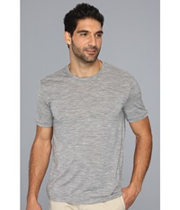 Icebreaker Tech T Lite Short Sleeve Shirt Metro Men's Clothing Navy