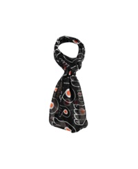 Forever Collectibles Philadelphia Flyers All Over Logo Infinity Scarf Black