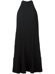 Nicole Miller Swing Dress Black