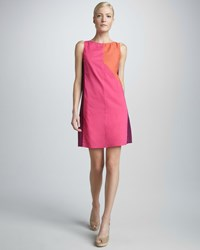 Kas New York Abbey Colorblock Dress Women's