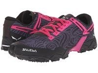 Salewa Lite Train Black Pinky Women's Shoes