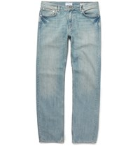 Gant Easy Boy Washed Denim Jeans Blue