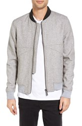 Native Youth Men's Basalt Bomber Jacket