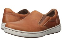 Dansko Viktor Russet Tumbled Full Grain Men's Slip On Shoes Brown