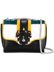 Paula Cademartori 'Carine' Crossbody Bag Black
