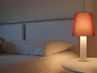 Fambuena Cotton Table Lamp
