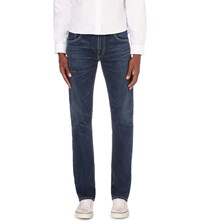 Citizens Of Humanity Titan Slim Fit Straight Jeans Dk Titan