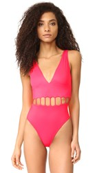 Peixoto The Jade One Piece Wat'a Red