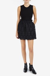 Paul Joe Sister Women S Gaelle Lace Skirt Boutique1 Black