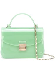 Furla 'Candy' Crossbody Bag Green