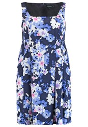 Alex Summer Dress Lighthouse Navy Dark Blue