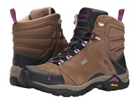 Ahnu Montara Boot New Chocolate Chip Women's Hiking Boots Pink
