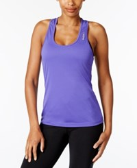 Reebok Speedwick Racerback Tank Top Ultima Purple