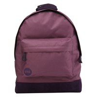 Mi Pac Classic Backpack Plum Navy