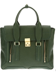 3.1 Phillip Lim Medium 'Pashli' Satchel Green