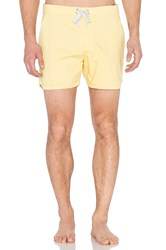 Outerknown Source Trunk Yellow