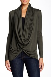 Sen Minka Wrap Sweater
