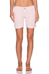 Sundry Army Short Pink
