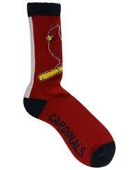 Forever Collectibles '47 Brand St. Louis Cardinals Crew Socks Red