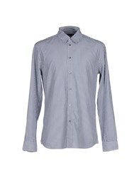 Marc By Marc Jacobs Shirts Shirts Men Blue