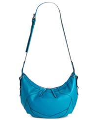 French Connection Fatima Hobo Blixen Blue