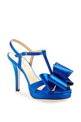Kate Spade 'Ribbon' Sandal Women Blue