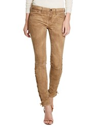 Polo Ralph Lauren Tompkins Skinny Fit Jeans Brown