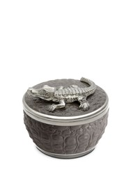 L'objet Crocodile Textured Scented Candle
