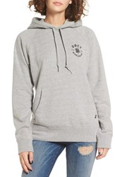 Obey Women's Fresh Off The Press Graphic Hoodie