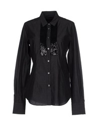 M.Grifoni Denim Shirts Shirts Women Steel Grey