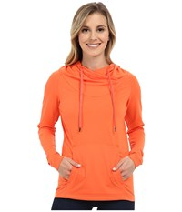 Arc'teryx Varana L S Shirt Nectar Women's Long Sleeve Pullover Orange