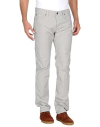 Massimo Rebecchi Casual Pants Light Grey