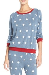Women's Minkpink 'Head In The Stars' Crewneck Sweatshirt