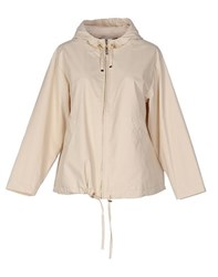 G.Sel Coats And Jackets Jackets Women Beige