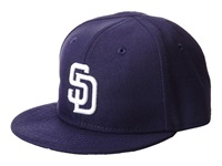 New Era My First Authentic Collection San Diego Padres Home Youth Navy Caps