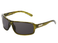 Suncloud Polarized Optics Tailgate Green Stripe Sport Sunglasses Multi