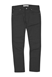 French Connection Men's Co Slim Grey Jeans Denim Rinse